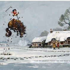 thelwell winter